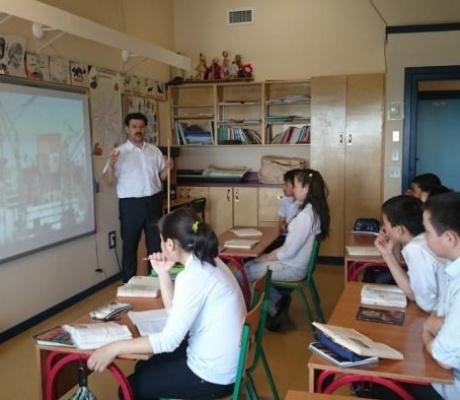 Ко Дню памяти погибших в радиационных авариях и катастрофах в России