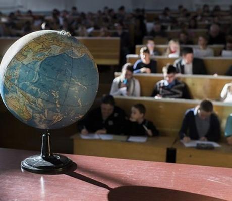 Чукотский филиал Северо-Восточного федерального университета и Чукотское региональное отделение Русского географического общества приглашают на Географический диктант-2017!